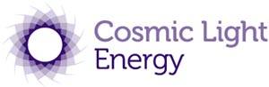 Cosmic Light Energy Logo